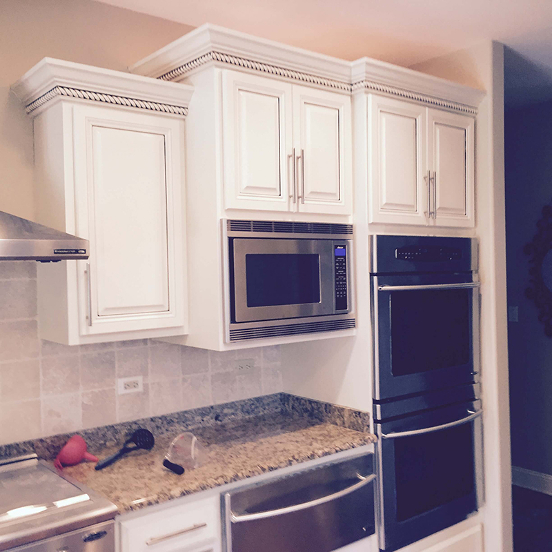 Stripping Kitchen Cabinets: Cabinet Refinishing In Naperville, IL