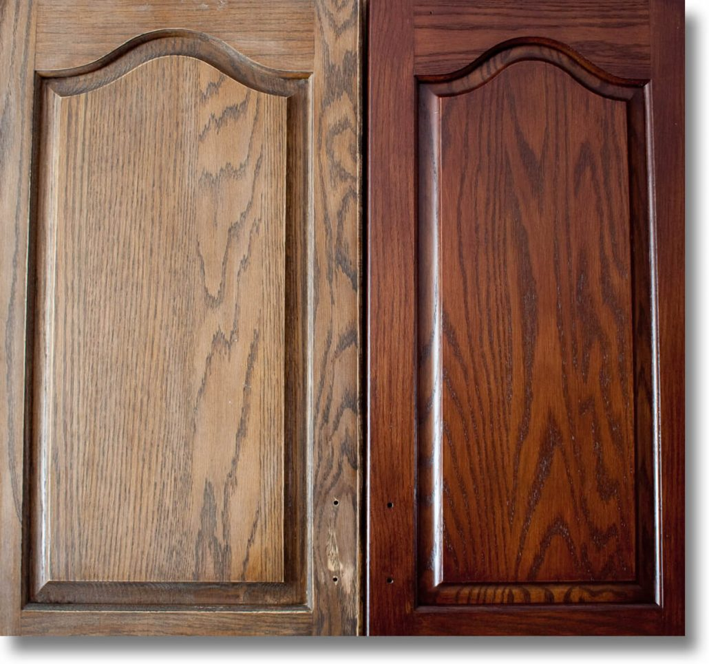 Cabinet Refinishing In Naperville, IL
